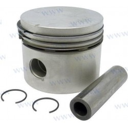 KIT PISTON STANDARD VOLVO
