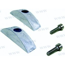 KIT ANODE VOLVO