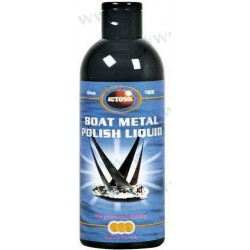 METAL POLISH LIQUIDE 250ML